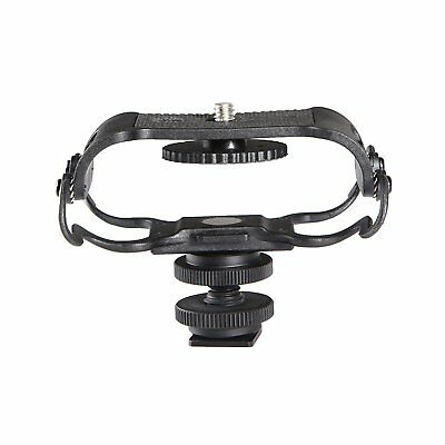 BOYA BY-C10 Microphone Shock Mount for Zoom H4n / H5 / H6 Sony Olympus Camera