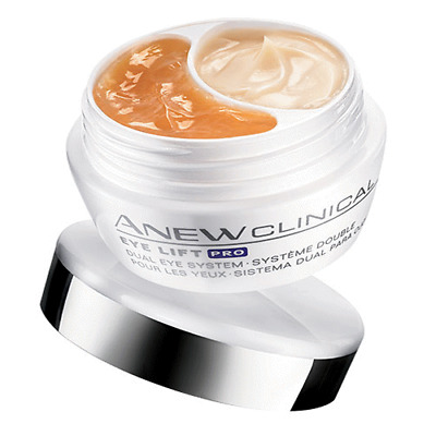 Avon Anew Clinical Eye Lift PRO 2-Phasen-Augenpflege 2x10 ml - Lid straffend