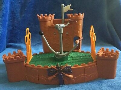 Harry Potter Quidditch Pitch Micro Polly Pocket Playset motorised.