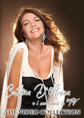 Cristina D'Avena - The Video Collection (4 DVD)