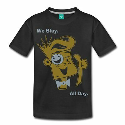 FUNnel Vision We Slay All Day Kids' Premium T-Shirt by Spreadshirt™