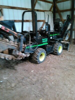 1996 Ditchwitch 5110 Trencher, 51 hp, very good condition