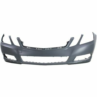 E-CLASS 00-03 FRONT BUMPER COVER,Primed,w//o AMG Styling Pkg,w//o HLW Holes//Wagon