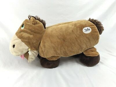 52002 SYNDEE/'S CRAFTS~ BROWN MEDIUM DOLL HAIR NO