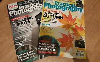 Practical Photography magazine Oct and Nov 2017 new.