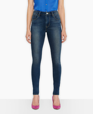 BLACK ORCHID Giselle High Rise Super Skinny Jeans Whip It Med Blue 26 $180 #361