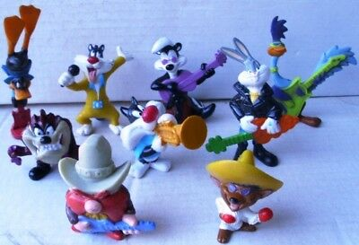 Pepe Le Pew Pvc Figure (1994) Looney Tunes 1994 Musician Set From Macau