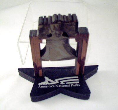 Shelia's 2 Piece LIBERTY BELL, Philadelphia, PA. Cast in October 1753-Americana!