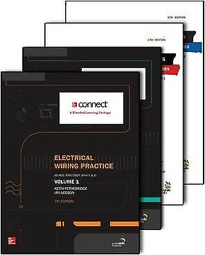 Electrical Wiring 1&2 And Electrical Principles 1&2 Blended Learning Package Sup