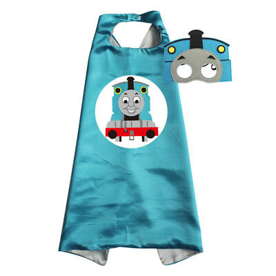 Thomas and Friends Dress Up Cape and Mask Set Costume James and Percy