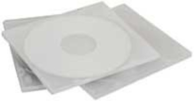 Mediaxpo Brand 400 SLIM Clear Single VCD PP Poly Cases 5MM