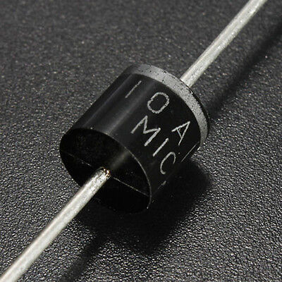 10A10 10Amp 1000V 10A 1KV R-6 MIC General Purpose Axial Rectifier Diodesiji