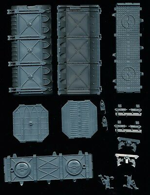 Warhammer 40,000 Munitorum Armoured Container