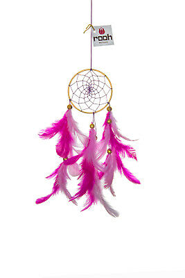 Rooh dream catcher  Pretty in Pink Handmade Hangings for Positivity