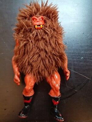 Vintage He-man Masters Of The Universe Grizzlor Action Figure