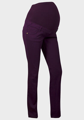 SALE Maternity Skinny Jeans Size 6-22  Pregnancy Clothes Straight Trousers (M78