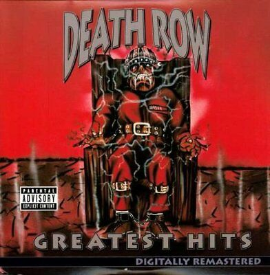 Death Row - Greatest Hits (Vinyl 4LP) NEW/SEALED