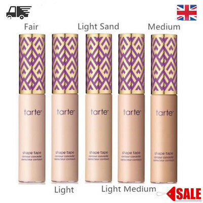Tarte Shape Tape Contour Concealer 10Ml - Shade Fair Light Medium Light Sand Uk