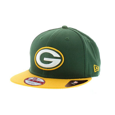 Green Bay Packers Officially Licenced MLB New Era 9FIFTY Cap