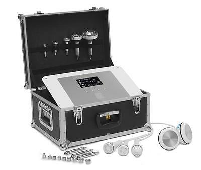 NEW!  MICRODERMABRASION CELULLOGY LIPOSUCTION MESOTHERAPY CASE MACHINE 5 in 1 !