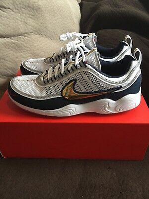 fec6057357d9 NIKE AIR ZOOM Spiridon Olympic Gold USA Brand New Size 9 -  200.00 ...