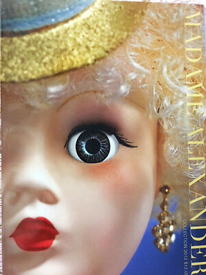 NEW 2012 Madame Alexander Full Line Doll Collection Color CATALOG Book