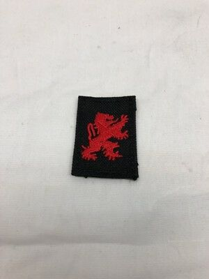 LBT Red Lion Patch Logo NSW SEALs DEVGRU London Bridge Trading