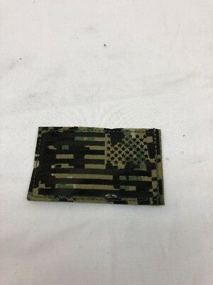 LBT-1781H IR NWU RH Patch AOR2 SEALs NSW SWCC IR Flag LBT