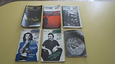 Tagg (21) & A - Z (3) Record Magazines Very Good Condition