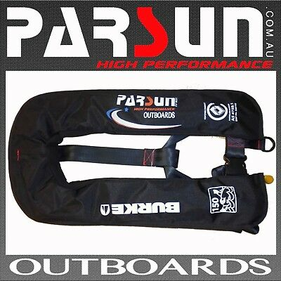 PARSUN INFLATABLE LIFEJACKET Level 150 PFD1 - By BURKE - Manual Life jacket 150N