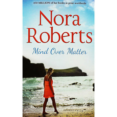 Mind Over Matter by Nora Roberts (Paperback), Fiction Books, Brand New