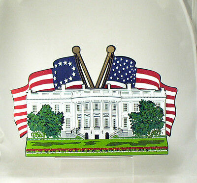 SHELIAS AMERICA the BEAUTIFUL The White House-We Remember Sept 11, 2001 WTC NY