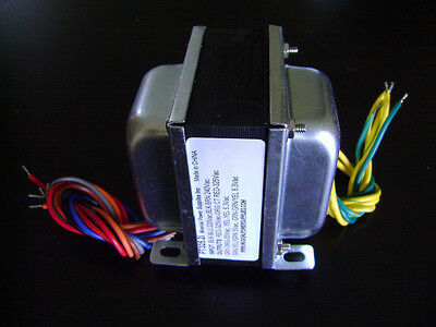 PT190.2i (380Vac) POWER TRANSFORMER TUBE 240Vac:190-0-190Vac 120mA