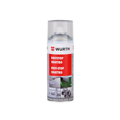 Wurth Rust Stop Quattro 4 in 1 Primer, Adhesion Agent, Corrosion Protection