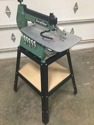 """Excalibur 21"""" Scroll Saw - Local Pick-up Only"""