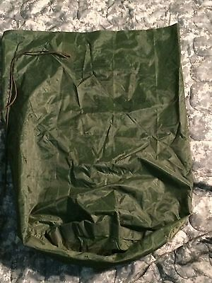 NEW***US Army Military WATERPROOF CLOTHES Clothing GEAR WET WEATHER LAUNDRY BAG