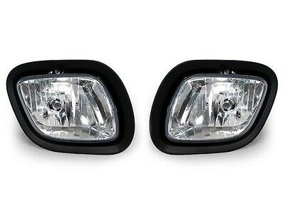 Freightliner Cascadia 2012 2013 2014 2015 Fog Lights Driving Lamps W/o Drl Pair