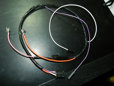 console middle harness WIRING 66-67-68 coronet//belvedere//charger//roadrunner auto