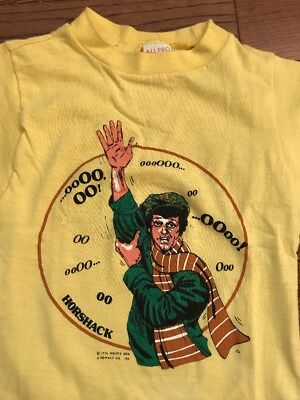 Vintage 70's DS Horshack/ Welcome Back Kotter T-shirt - Youth 5/6
