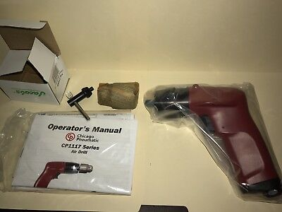 Chicago Pneumatic Air Drill CP1117P32