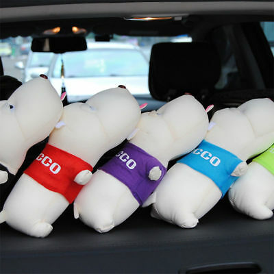 Car Air Fresher Adsorb Odor Bamboo Charcoal Bag Long Mouth Dog Cute Garnish A3