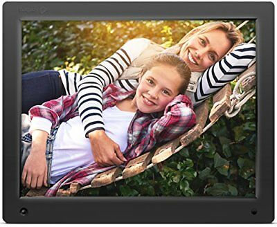 WiFi Cloud Digital Photo Frame iPhone & Android App Nixplay Original 15 inches