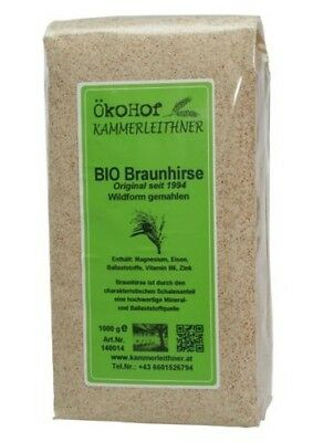 Bio Brown Ground - urkornhof - 1 kg