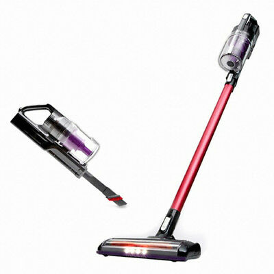 LOTTE Cordless Vacuum Cleaner L-276 Li-ion battery Cyclone Removable Lightweight