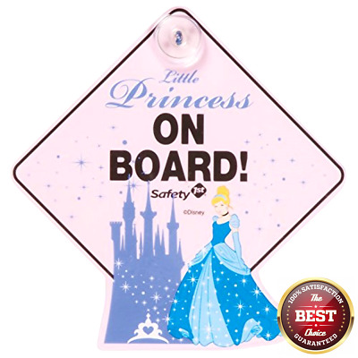 sparkle princess on board sign