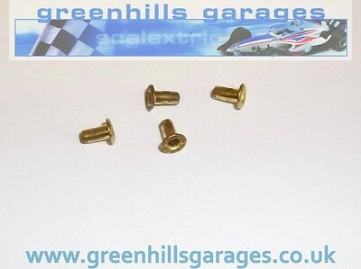 Greenhills Scalextric Parts Pack Eyelets x 4 BNIP G335