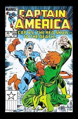 Captain America: Death of the Red Skull, J.M.  DeMatteis, Ron  Frenz, Very Good