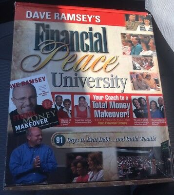 Personal development everything else picclick dave ramsey financial peace university kit malvernweather Choice Image