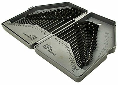 Klein Tools Grip-It Folding Hex Set SAE Allen Wrench Alloy Steel Hand Tool