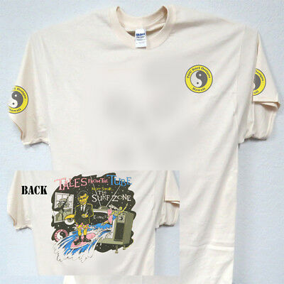 """T&C,Town and Country, """"Tales From The Tube SURF """" ,T-SHIRT ALL SIZES,T-1248Ivy"""